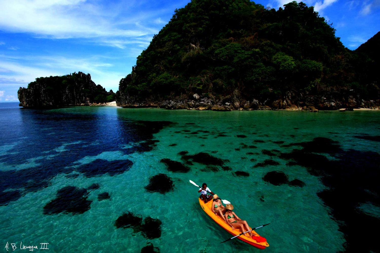 Coron Kayaking Tour