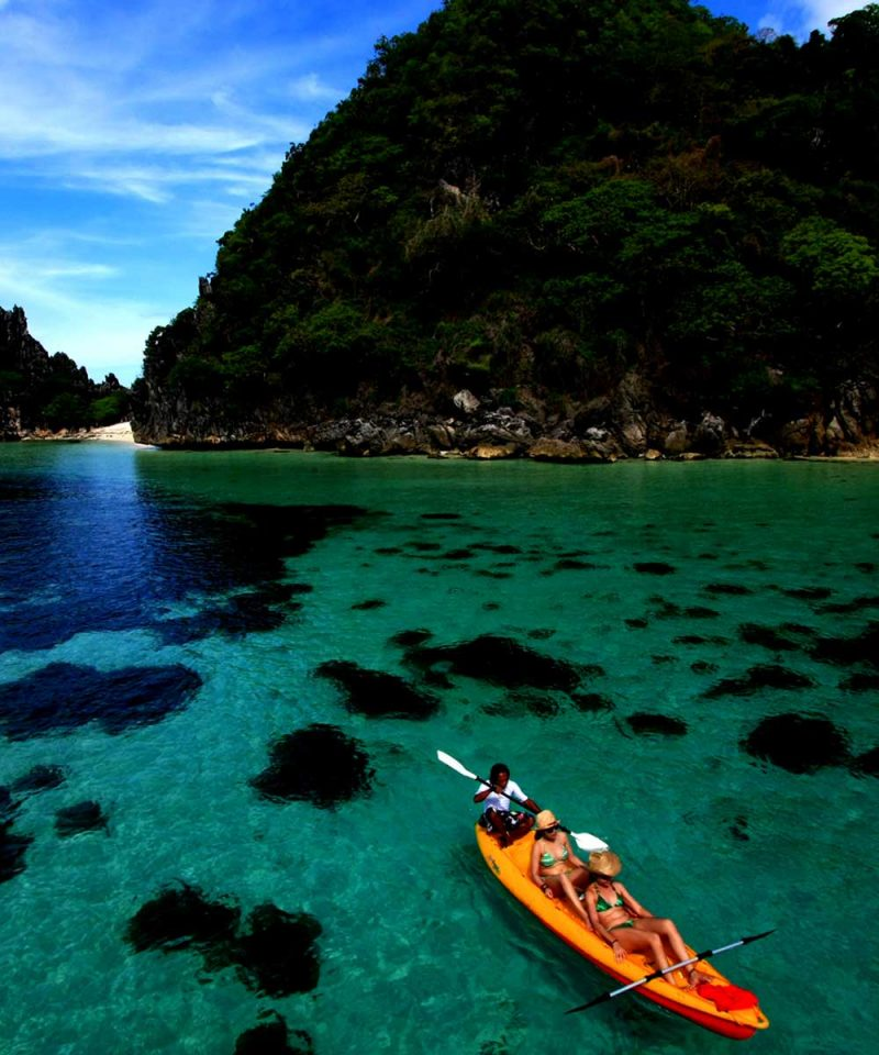 Coron Kayaking Tour