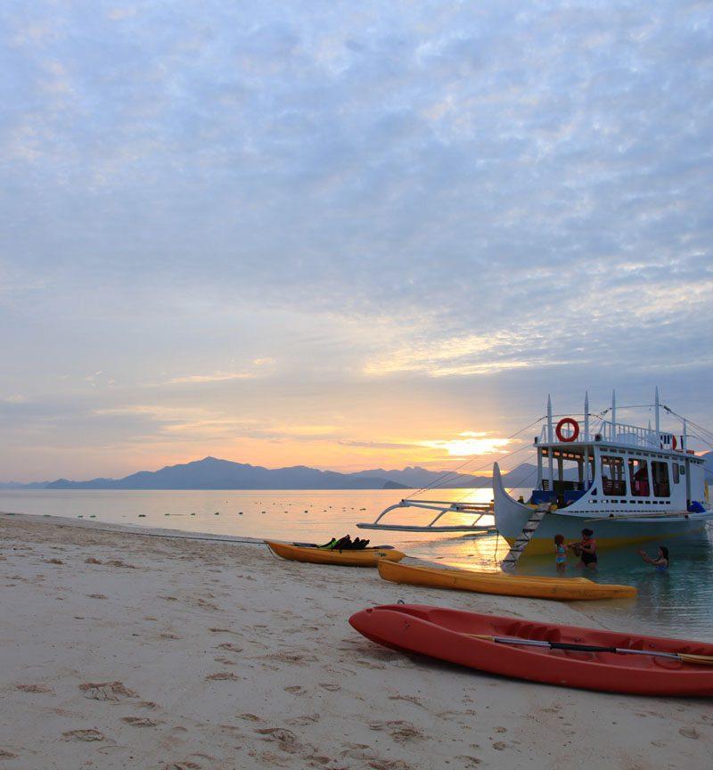 Kayaking Trip Coron