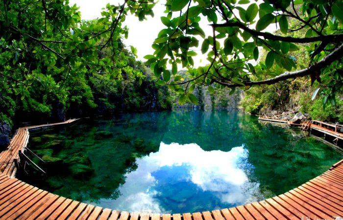 Kayangan Lake Coron Island Ecotours