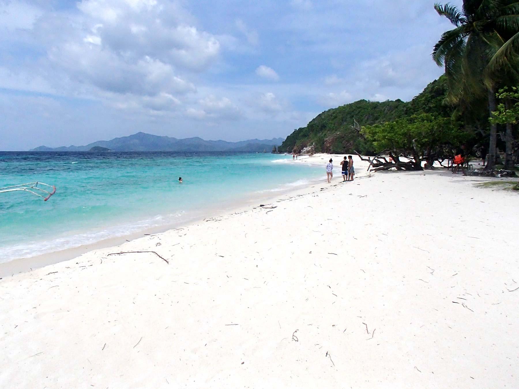 Malcapuya Island Coron Island Tour